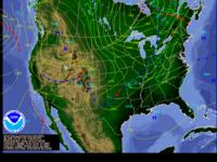Click to view latest 36-hour fronts/precip forecast